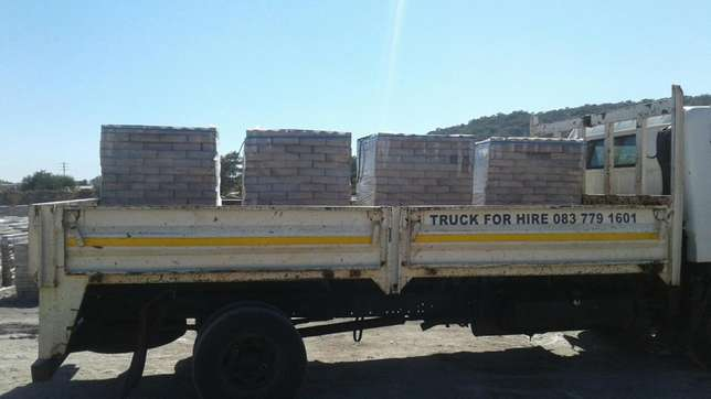 Truck hire Dobsonville - image 1