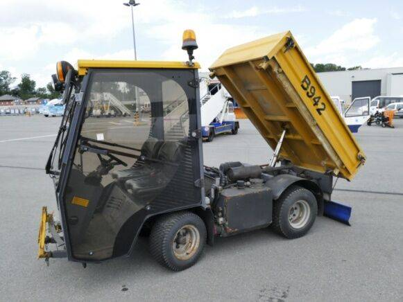 Boschung nimos mini-track 2.2 mini dumper for sale by auction - 2010