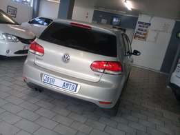 Pre owned 2011 Golf 6 2.0 TSI comfort line