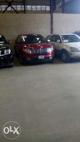 Extremely clean registered 2008 ford edge Lagos Mainland - image 1