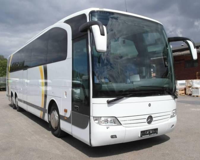 Mercedes-Benz O 580 Travego 16 RHD-M/ 56 Sitze/ WC/ 6 Gang/ TV - 2005