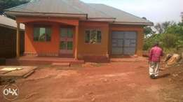 4bedroomed house on sale at Bugembe Jinja district at ugx140m