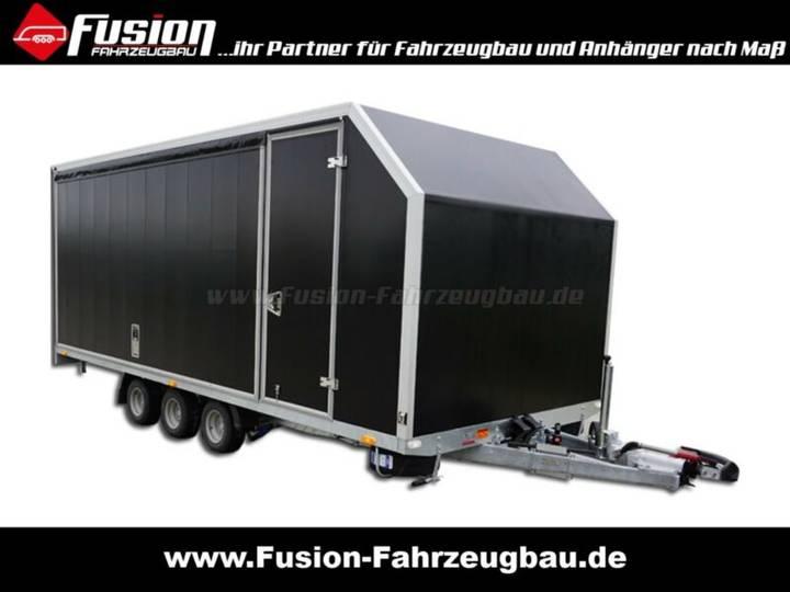Racing Transporter 550x236x180cm, 3500kg