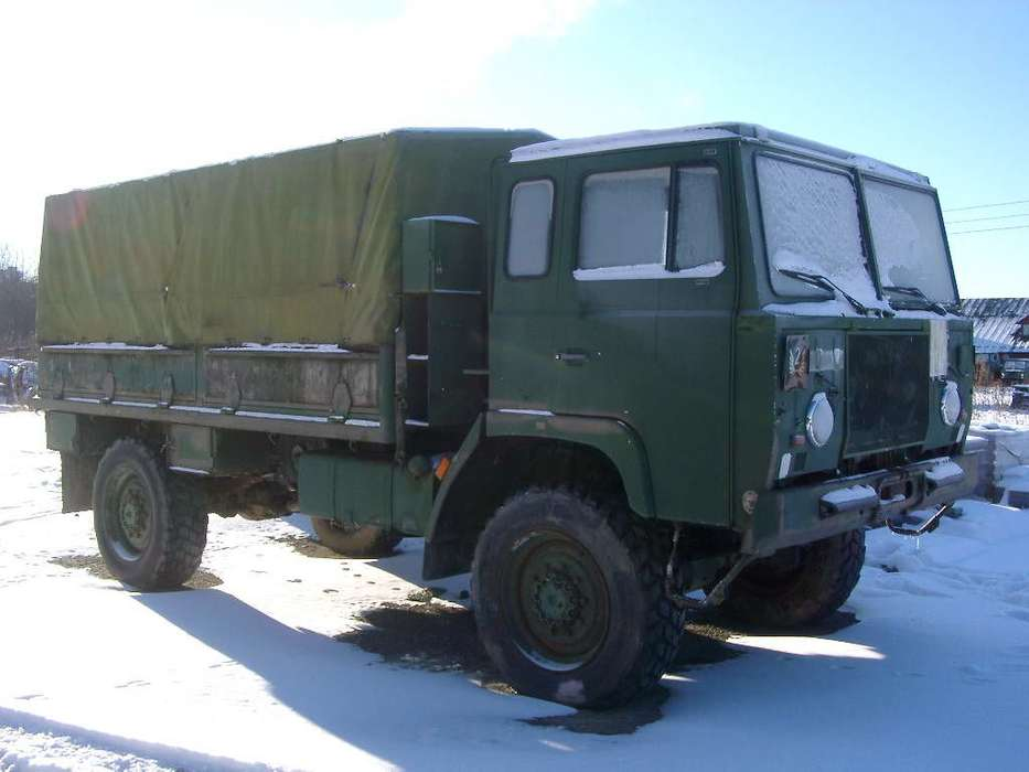 Scania Tgb30 - 1976
