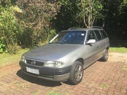 1997 opel astra estate 1.6 with 286 000