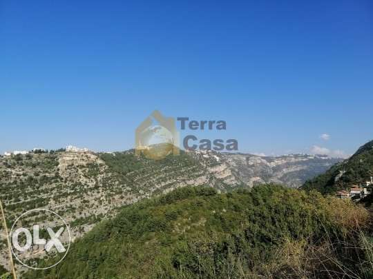 maaysra land for sale seaa and mountain view Ref # 2193