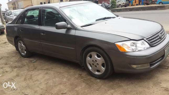 Sweet and clean Toyota Avalon Port Harcourt - image 2