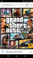 GTA 5 PC( Grand Theft Auto 5)