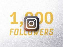 Instant 1000+ Real IG followers