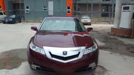 2009 Acura TL Automatic SH-AWD (Full Option) Tokunbo