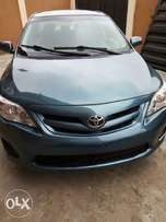 Toks 2012 Corolla LE Direct