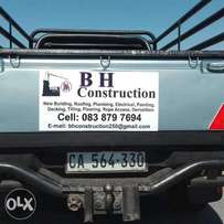 Building Contractor available