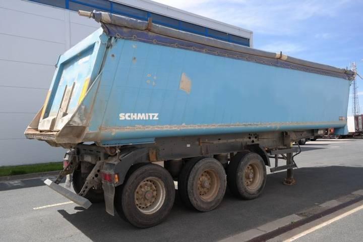 Schmitz Cargobull SKI 24 zvedací náprava 33m3 - 2006