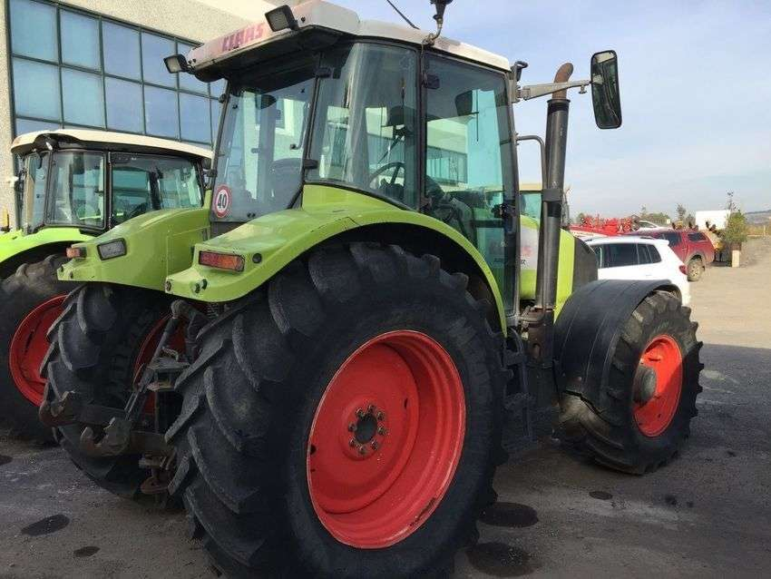Claas ares 696 rz - 2001 - image 3