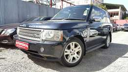 Range Rover Vogue, Black, Year 2004, 3000cc Diesel Automatic, Leather
