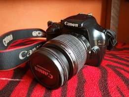 Canon 1100D (T3) neatly used