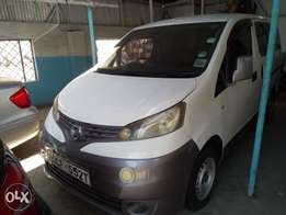 Nissan vanette new shape NV200