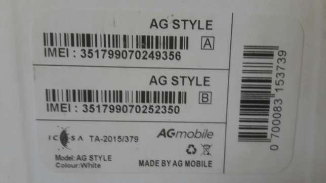Cell C Wi Fi calling Mobile Phone AG Style Mayfair - image 7