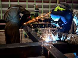South africa general welding training school arc co2 steel gas welding