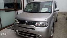 Just imported Nissan cube. In showroom now