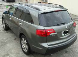 2008 Acura MDX first body no issue