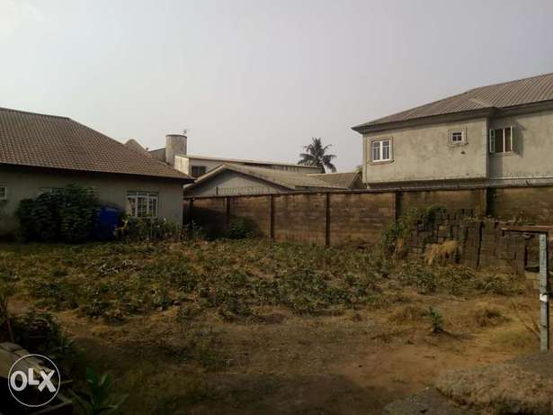 A Perfect full plot of land at Dasilver New Oko Oba Agege Lagos Agege - image 3