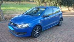 2010 Volkswagen Polo 1.4 Trendline for sale with Service History.