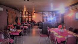 Fully Equipped Restaurant For Sale