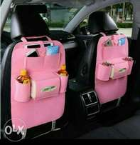 Car seat organizers in shop
