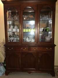 Am antique double wall unit | OLX