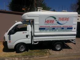 Here 2 There: Country Wide Furniture Removals And Logistics Company