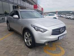 Infiniti QX70 FX50 S Premium 2013. 2-Year Warranty with unLtd Mileage!
