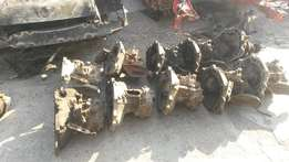 10 X opel F10 gear boxes on sale