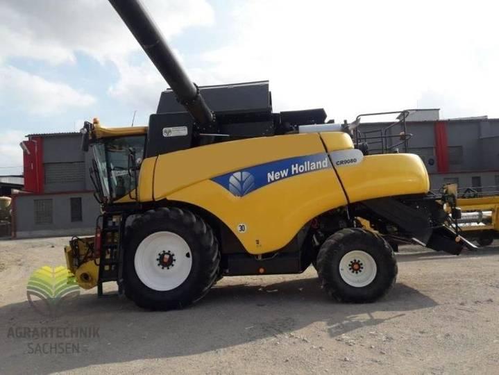New Holland cr 9080 - 2011