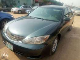 Toks standard, first body Registered 2003 Toyota Camry XLE series