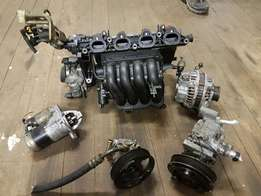 Ford Focus 1.6 Z6 Engine parts for sale. Great condition.
