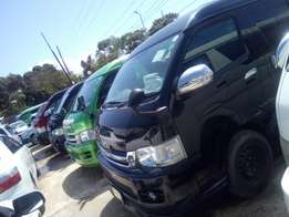 New shapes Toyota Hiace Varieties 7L and 9Ls petrol and diesel