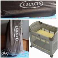 Neatly used Graco Baby Cot