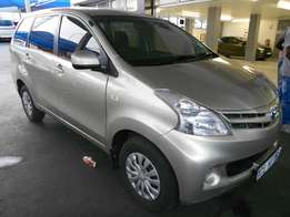 2014 Toyota Avanza 1.5SX For Sale For R155000