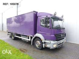 Mercedes-Benz Axor 1828 4x2 Side Opening - To be Imported