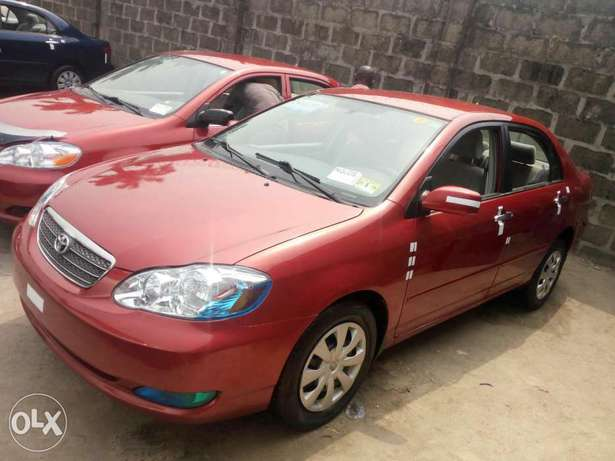 Foreign used 2007 Toyota corolla. Direct tokunbo Apapa - image 1