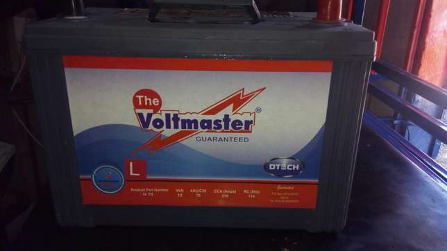 N70 Voltmaster Maintainance free Donholm - image 2