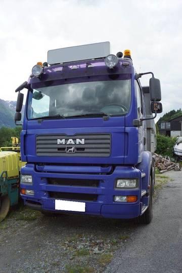 MAN Tga - 2007