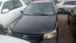 Toyota highlander 05 super clean no issues 3row buy and drive tinkan
