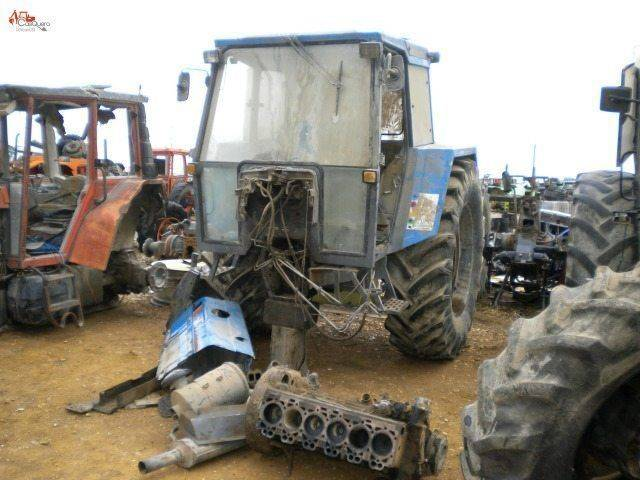 Ebro h 135 dt wheel tractor for parts