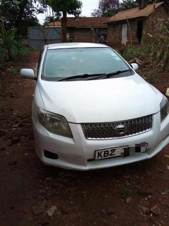 Toyota Axio, KBZ, Very Clean, Lady Owner 720K Muranga Town - image 2