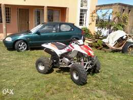 250 cc 6 speed manual with reverse