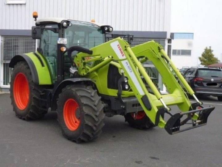 Claas traktor arion 450 cis+ - 2017