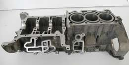 SMART ForTwo Engine Block and Crank