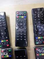 Universal remote for Android TV box